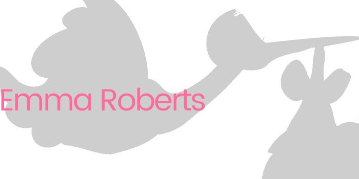 Emma Roberts est maman pour la première fois !
