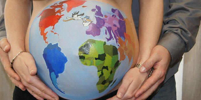 Les traditions qui entourent la grossesse