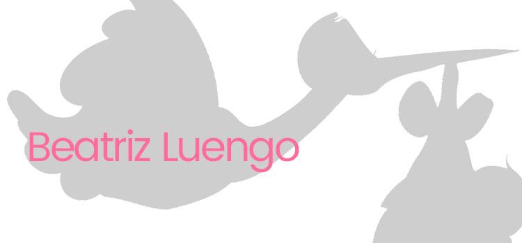 La petite Zoë annoncée par Beatriz Luengo est arrivée