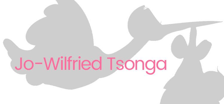 Jo-Wilfried Tsonga est papa pour la deuxième fois !